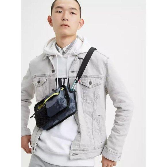 NEW Levi's Premium Grey Trucker Jacket